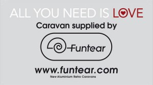 FunTear All You Need Is Love Caravan 2012