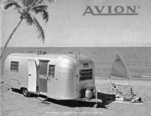 Avion Alumnium Caravan