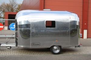 FunTear Retro 16 - 4,5 meter alumnium caravan