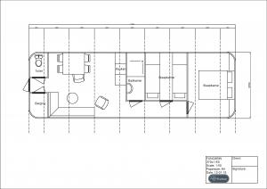 Funtear FunCabin Floorplan